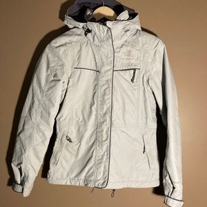 The North Face Hyvent hooded jacket